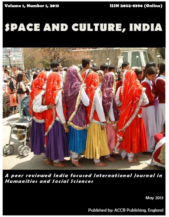 Space and Culture (Vol 1, No 1)